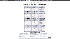 Year 1880