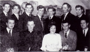 eileen donaghy ,clancys ,father moore 2.1.65 001