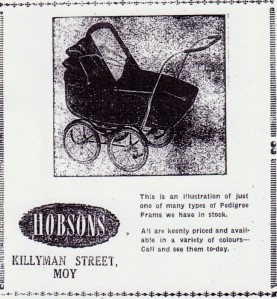 HOBSON'S PRAM 001