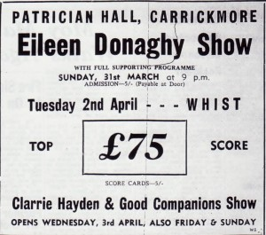 EILEEN DONAGHY MARCH 1963 001