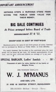 mcmanus dungannon 1951 001