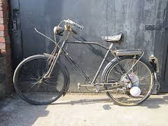 motorised bicycle